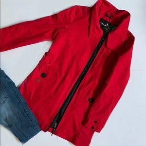 Schwiing Red Coat